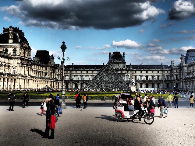 Paris Louvre