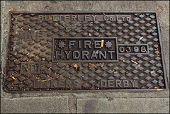 Butterley fire hydrant cover