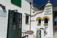 Moulin d'Olives à Zahara