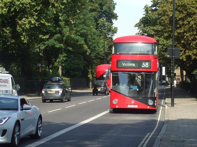 DSCF4864 Arriva London LTZ 1007 (ex LT12 GHT) and LTZ 1199 - 24 Aug 2016