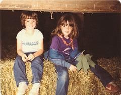 Down on the farm, 1982