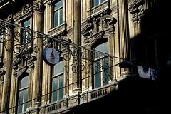 Fassade in Beyoglu