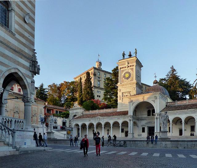 Udine - Torre dell'Orologio