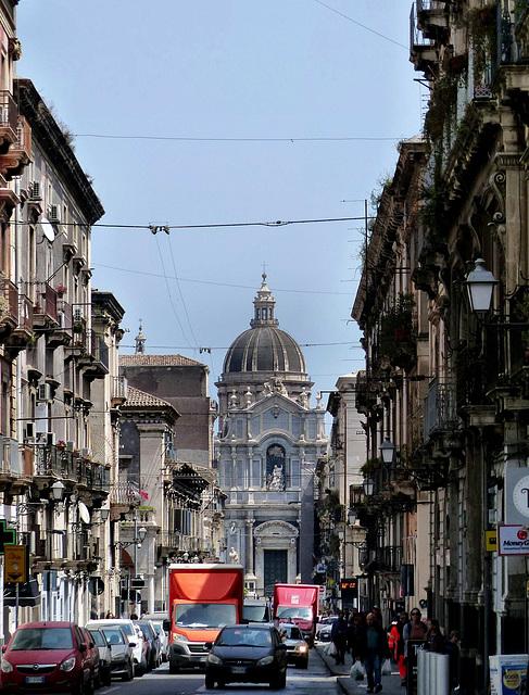 Catania - Cattedrale di Sant'Agata