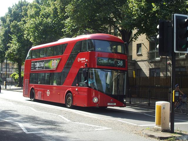 DSCF4862 Arriva London LTZ 1199 - 24 Aug 2016