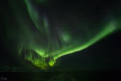 Aurora over Silda