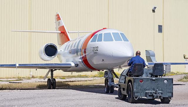 Dassault HU-25A Guardian 2132