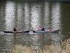 Wassersport auf der Elbe