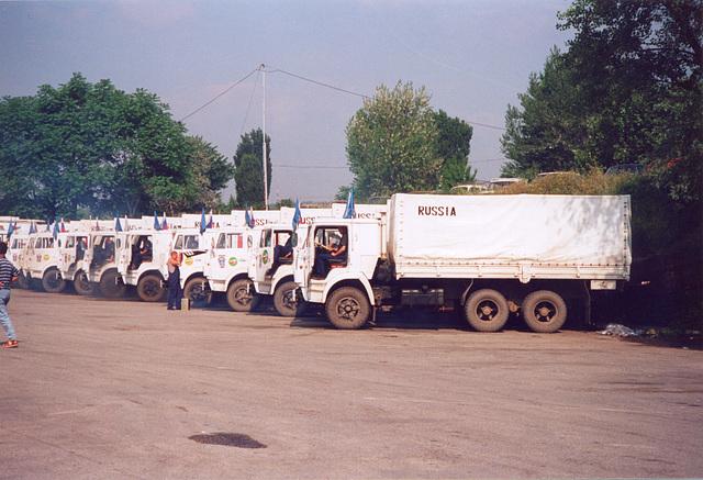 russian trucks 1