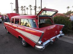 1957 Chevrolet Bel Air Station Wagon