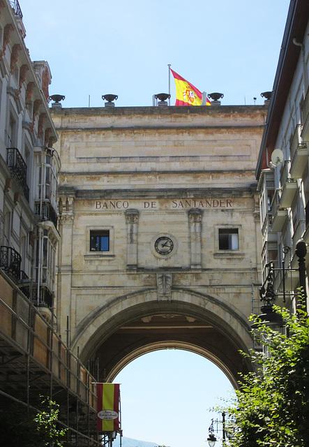 Edificio Banco de Santander