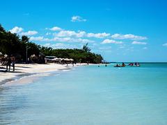 Cayo Jutías, Cuba