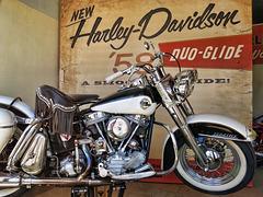 1958 Harley-Davidson DUO-GLIDE