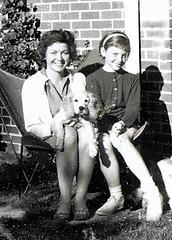 Puppy love, 1958