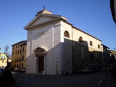 Saint Leonard Church.