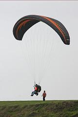 Tandem base jumpers