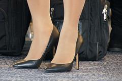 charles David high heels