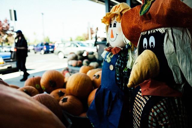 Muñecas de cosecha / Harvest dolls