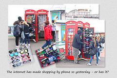 Phone shopping - Brighton - 1.6.2016
