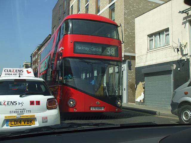 DSCF4835 Arriva London LTZ 1200 - 24 Aug 2016