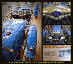 'Brooklands Riley' Brooklands Museum