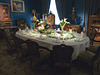 Barnard Castle- Bowes Museum- Dining Room