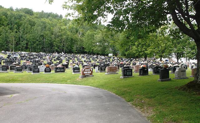 Le Bosse du cimetière