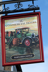 'The Commercial Hotel'