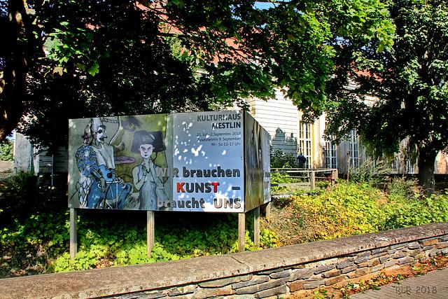 Mestlin, Kulturhaus