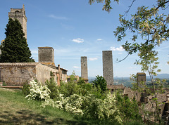 Memories of Tuscany: San Gimignano and its towers