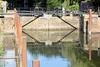 Alte Schleuse am Vering-Kanal (3xPiP)