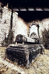 Etampes, Cimetière Notre-Dame ancien
