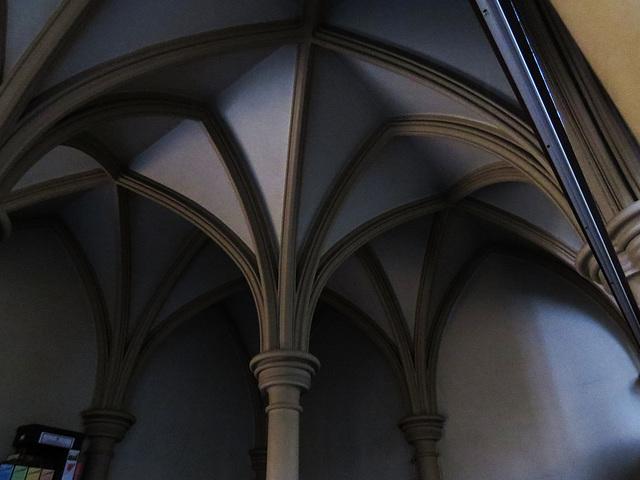 theale church, berks.
