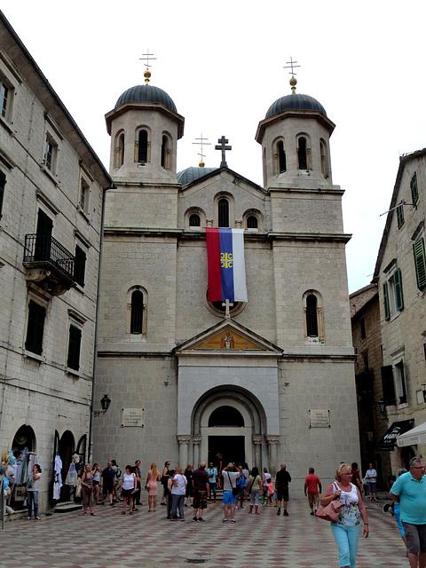 Kotor- Saint Nicholas' Church