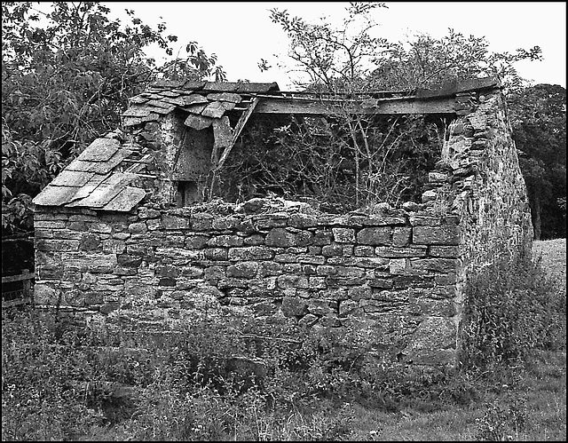 Farm building near Skipton.