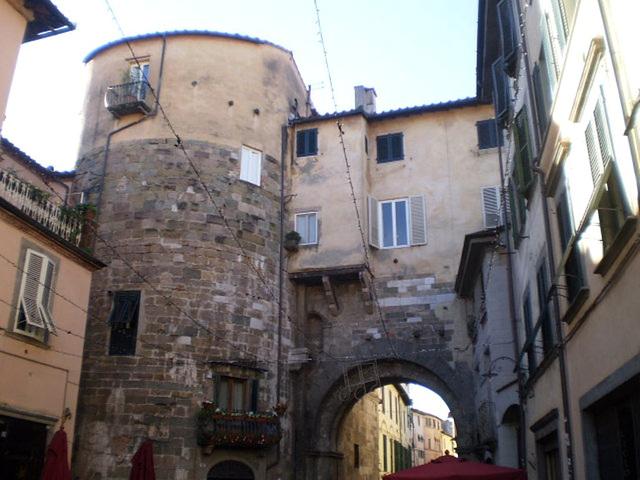 Borghi Doorway.