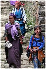 Langtang Népal