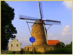Tower windmill  gronsveld