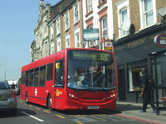 DSCF4826 Go-Ahead London YX61 BXC - 24 Aug 2016