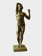 l'Âge d'Airain - Rodin, 1877 - Musée Rodin, Paris
