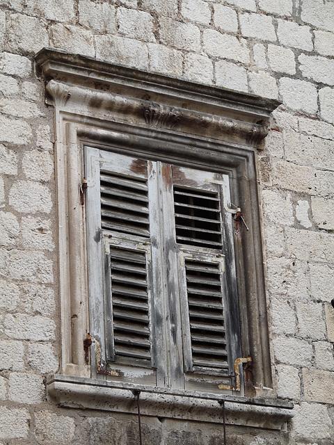 Kotor- Old Shutters #2
