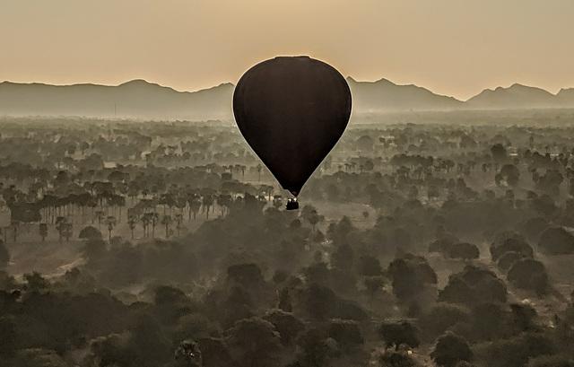 Bagan Burma 26th January 2020