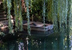 Si toi aussi tu es un aventurier , rejoins-moi pour voguer sur les flots tumultueux de l'Eure . .