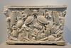 Marble Cinerary Urn in the Metropolitan Museum of Art, August 2019