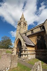 St Peter & St Paul's Church, Exton, Rutland