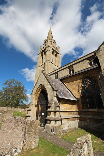 St Peter & St Paul's Church, Exton, Rutland