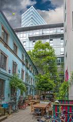 City Contrast / Gängeviertel Hamburg (000°) 3 x PIP