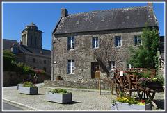 Locronan Finistère