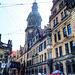 Dresden. Schloss mit Übergang zur Hofkirche. ©UdoSm