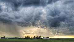 storm light....